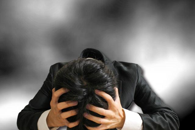 商社営業の不満