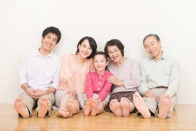 利用者の家族対応